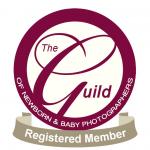 Guild of Photographers member logo