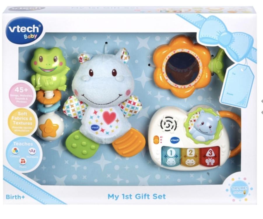 Vtech My First Gift Set