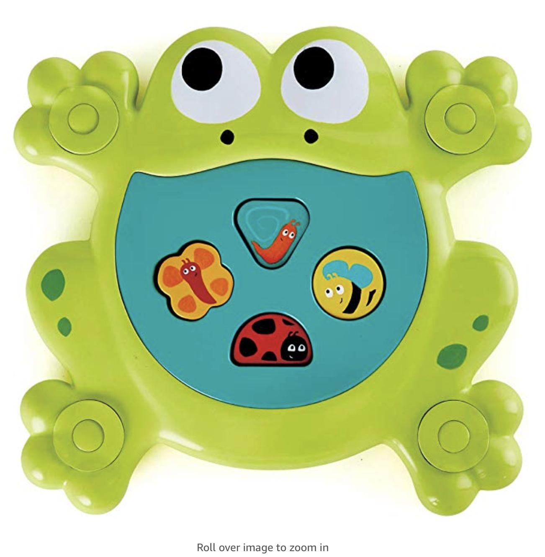 Haps Feed-Me Bath Frog